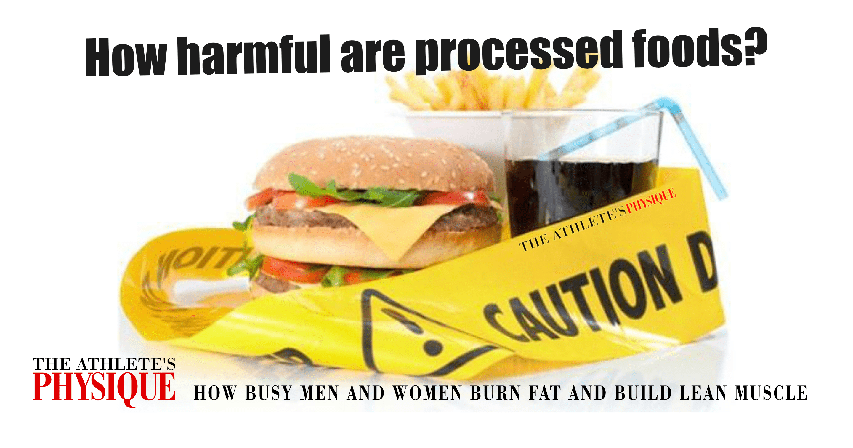 Are processed foods the reason for our health problems?