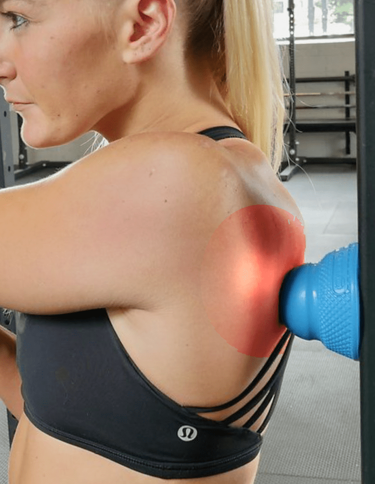 Blue Level 2 Acumobility Trigger Point Ball