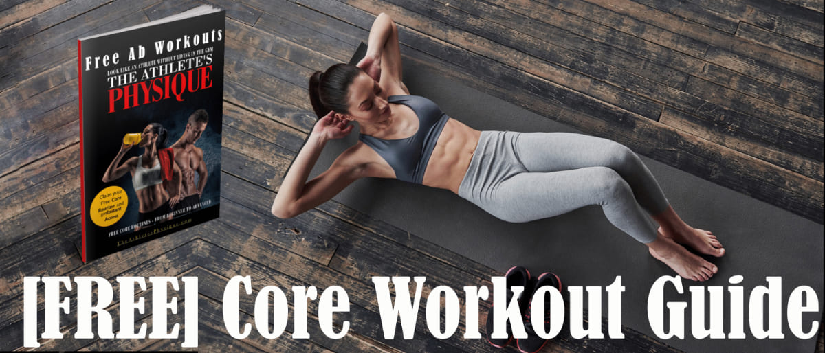 Free Female Crunch ab workouts