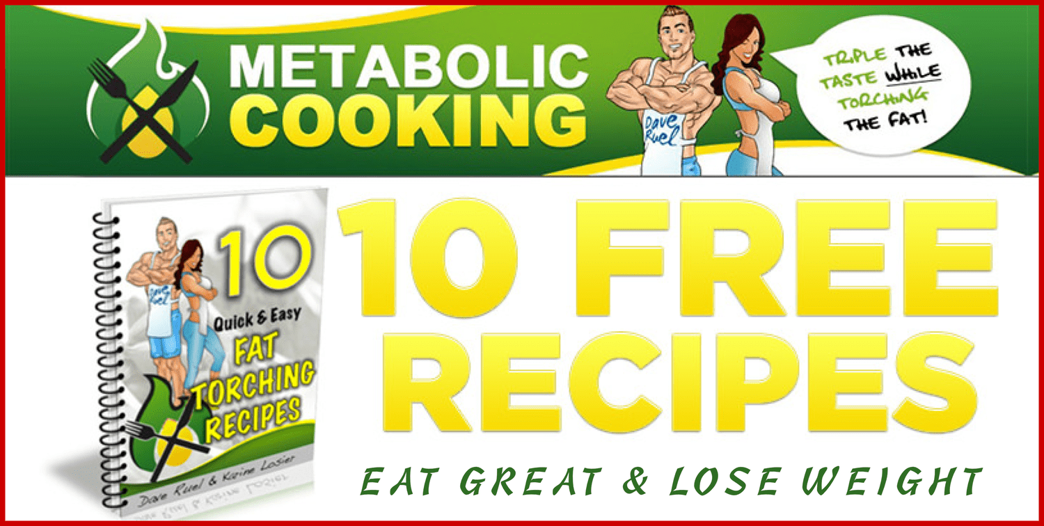 Download Your Free Weight Loss Recipes